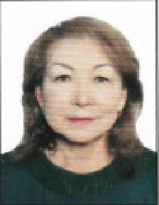 Касымова Айман Сагимбековна