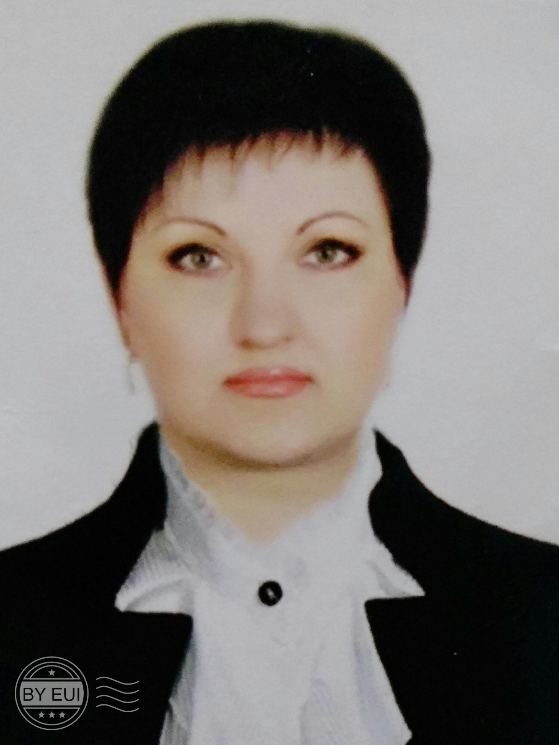 Мажаева Марина Геннадьевна
