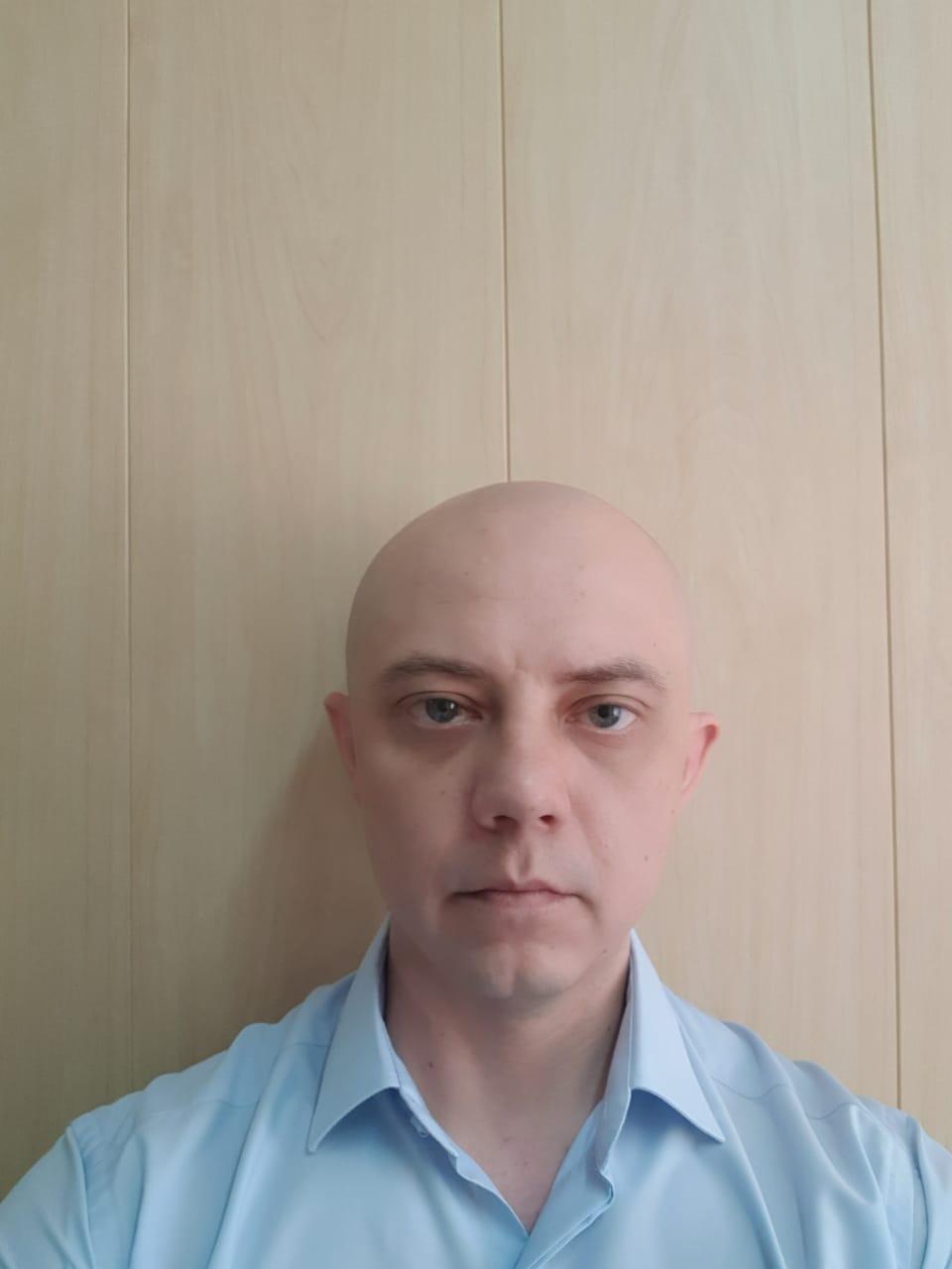 Соколов Евгений Викторович